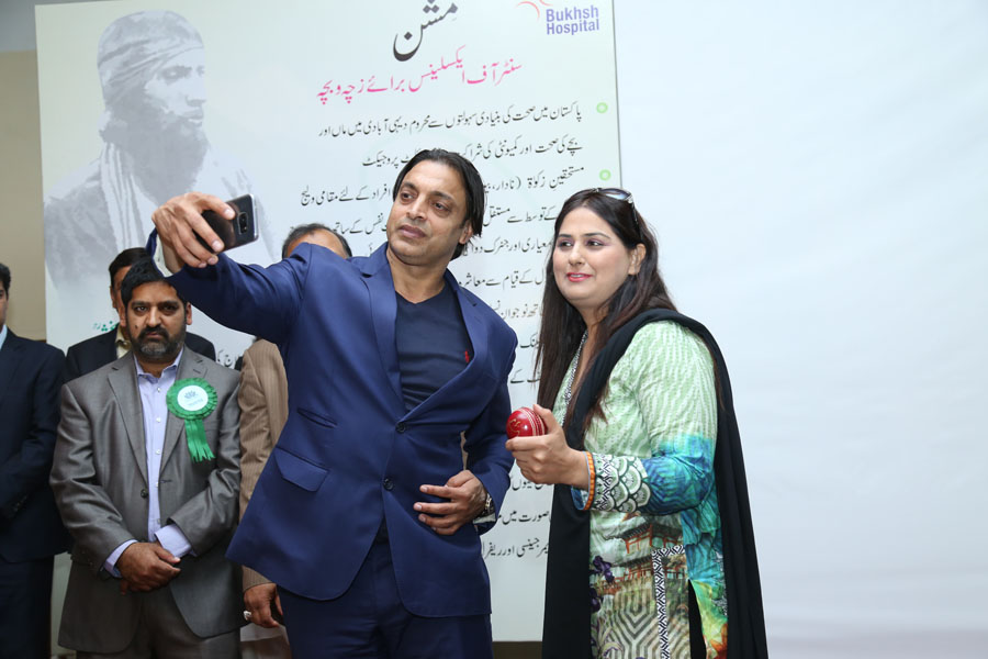 Dr. Amna Amjad Highest Bidder of the Ball for her Son Dhanyal Amjad