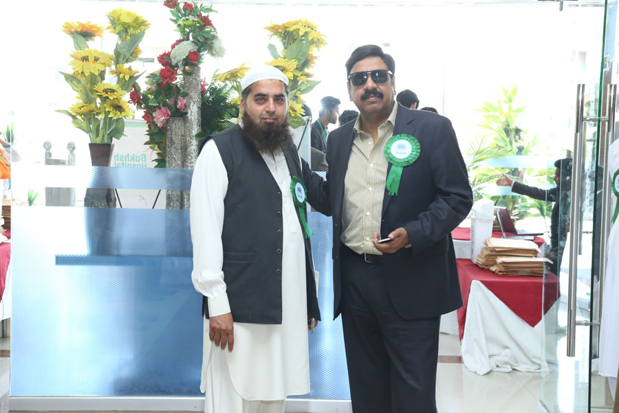 Founder Trustees, Member board of trustees, Ch Ghulam Ahmed Zumurd Fomer Tehsil Nazam Jhelum and Haj