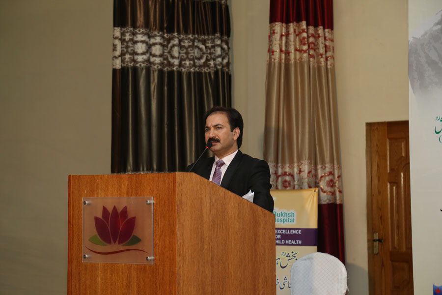 Riaz Khan - Compare of the Event